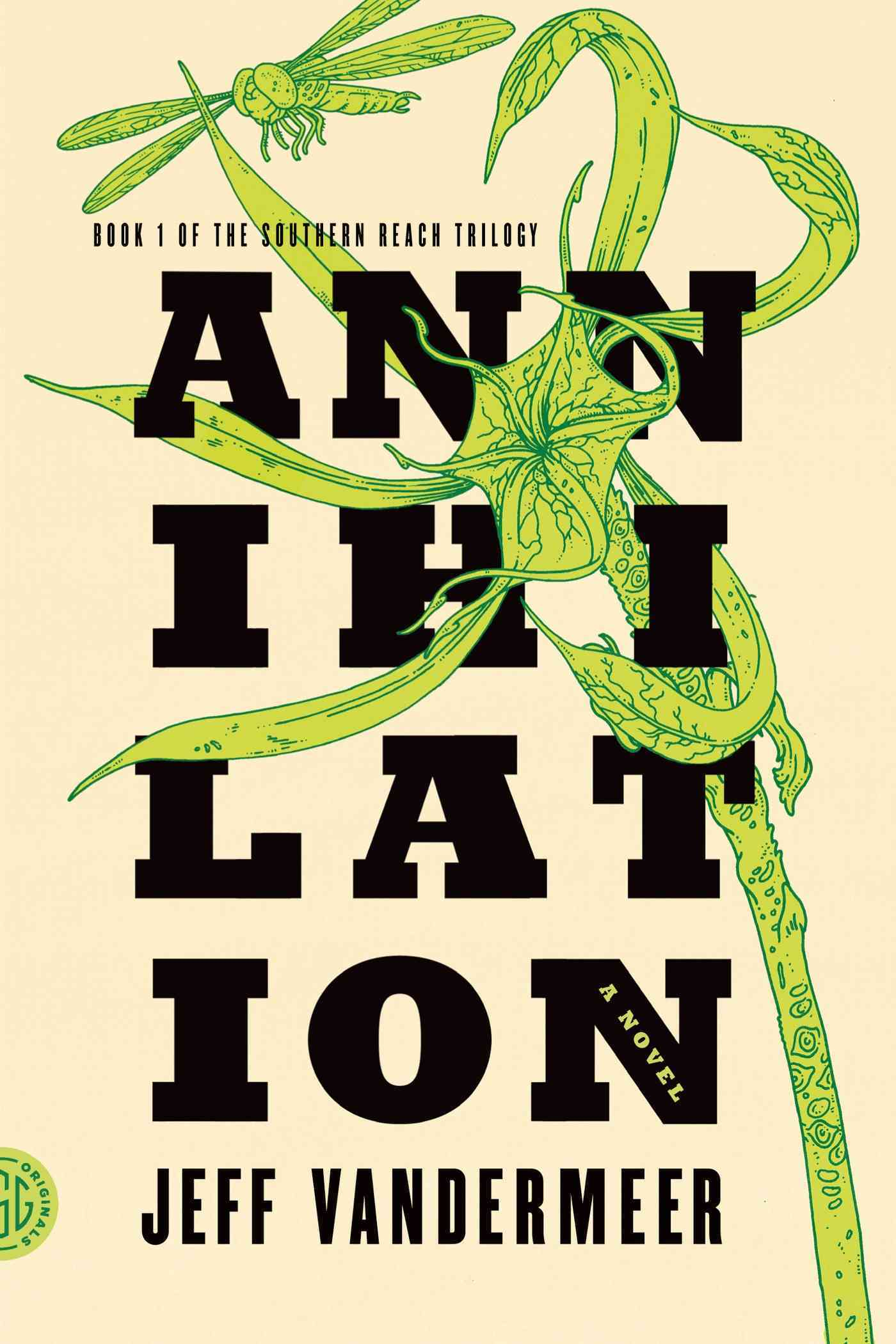 Annihilation By Vandermeer, Jeff